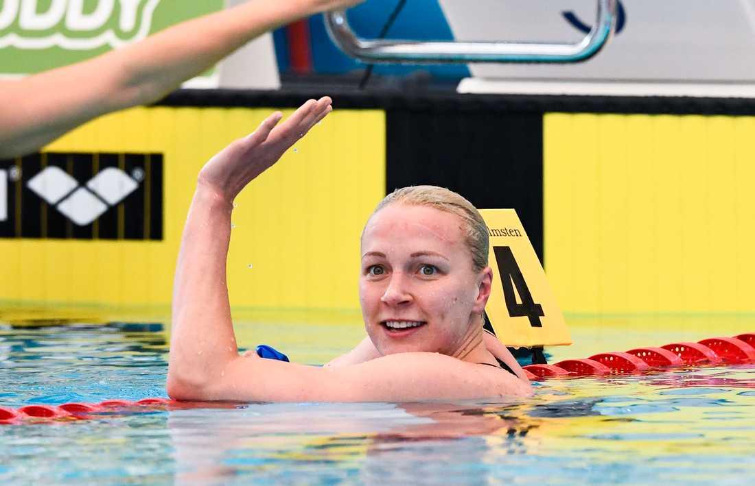 Ny medaljchans för Sarah Sjöström?