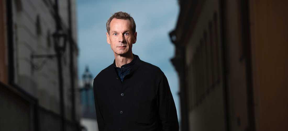 Stefan Jonsson är författare och professor i etnicitet.