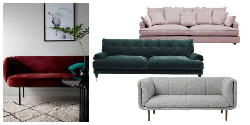 Ny soffa i höst – 18 snyggingar att sjunka ner i.