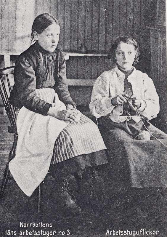 """Tornedalens """"halvbarbariska"""" barn särskildes från sina familjer och placerades i arbetsstugor i början av 1900-talet."""