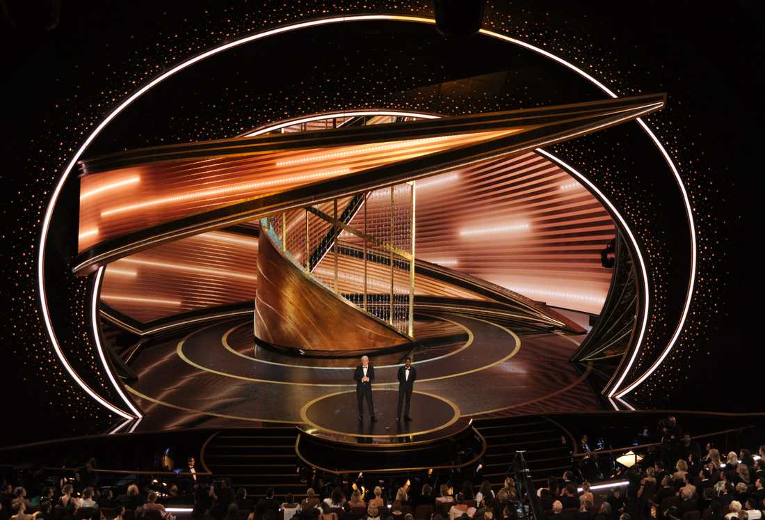 Oscarsgalan hålls i vanliga fall på Dolby Theatre i Hollywood.