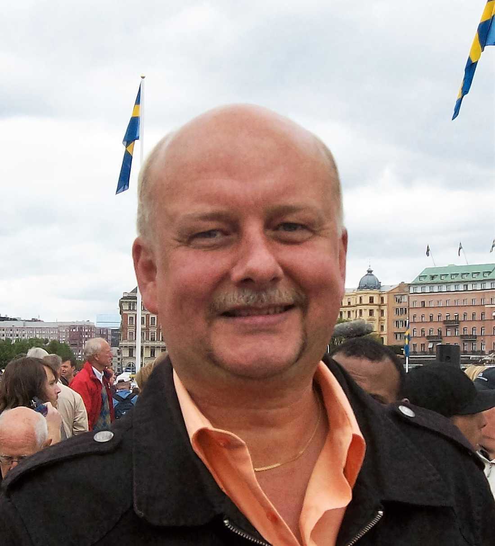 """Jens Fagerlund tycker """"På spåret"""" spelat ut sin roll."""