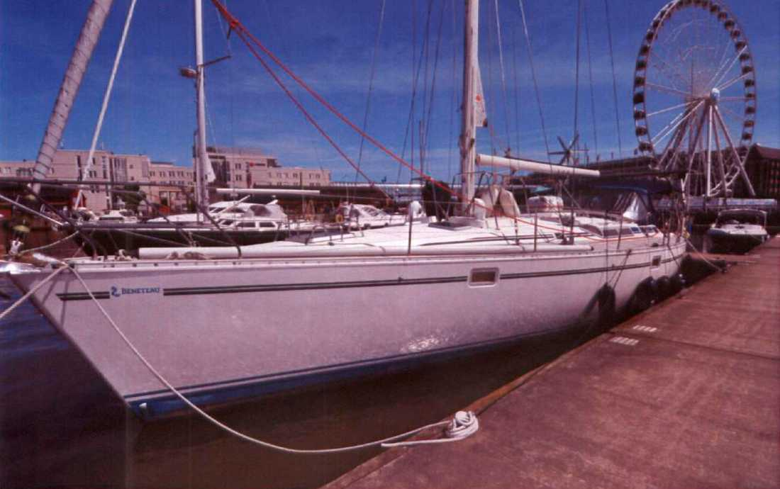 Båten Gloria