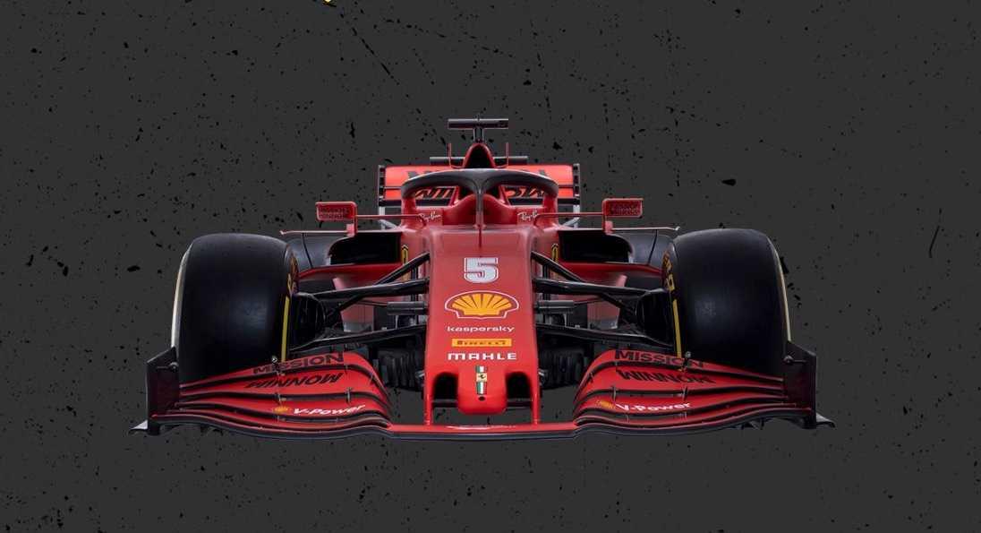 SF 1000 Ferraris F1:a 2020