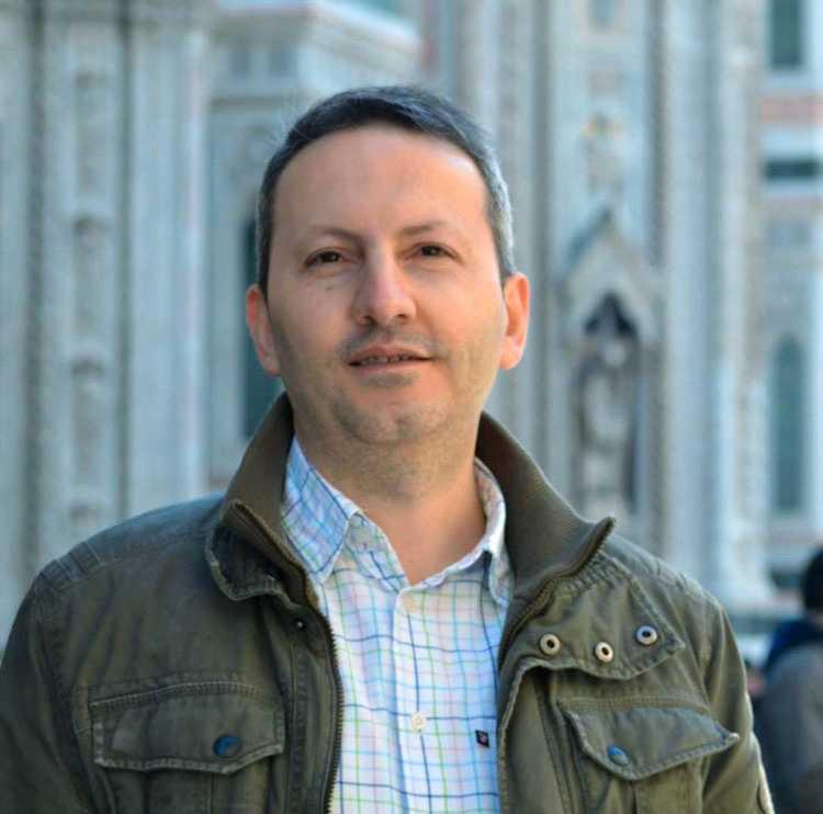 Den svensk-iranske läkaren och forskaren Ahmadreza Djalali har dömts till döden i Iran. Arkivbild.