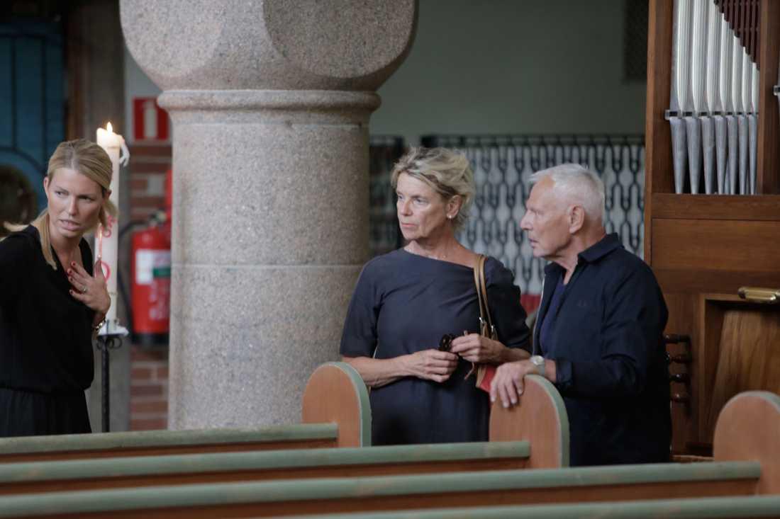 Stina Ekblad och Jan Dolata i Vasakyrkan