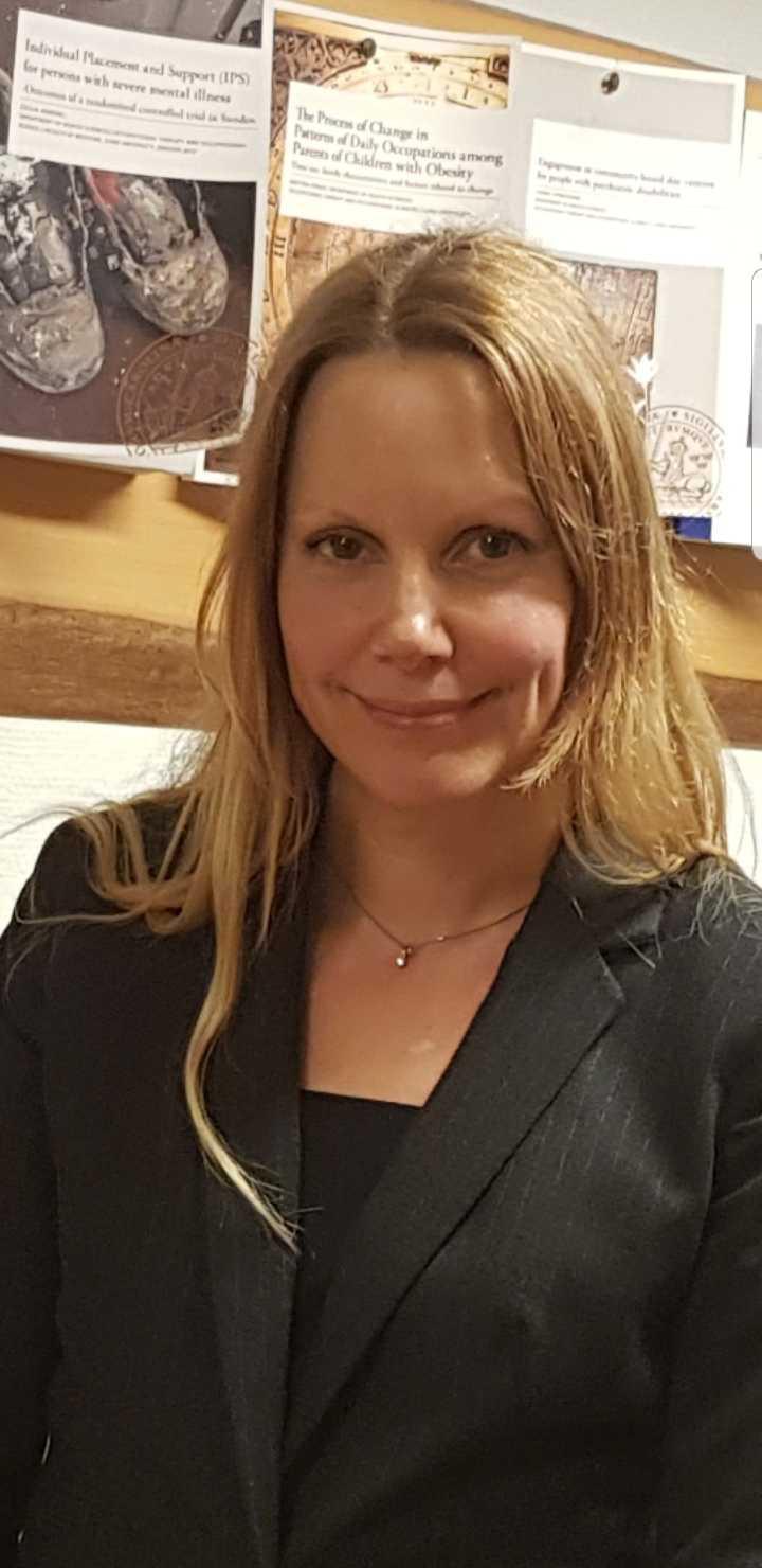Susann Porter, forskare vid Lunds universitet.