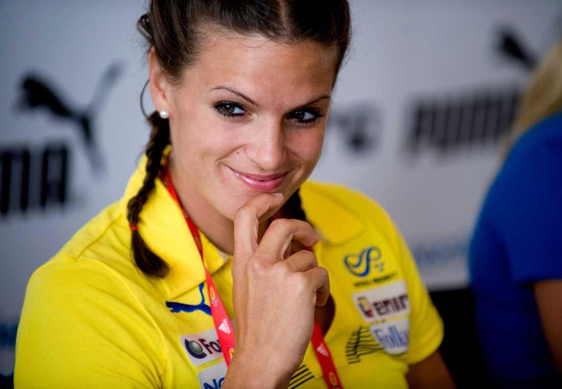 Nadja Casadei.