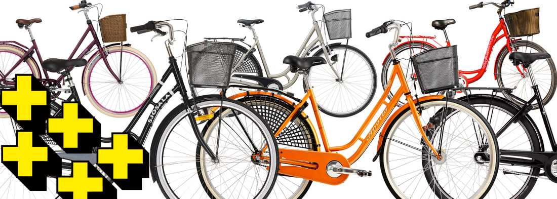 hybridcykel dam bäst i test