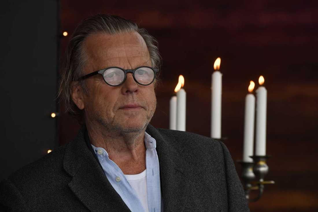 Krister Henriksson.