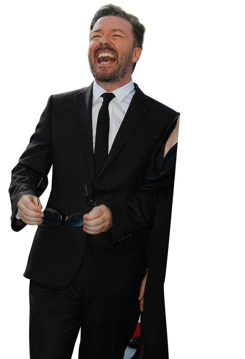 SE UPP SVERIGE Ricky Gervais är känd för att reta upp allt från kristna grupper till Hollywoodeliten. Nu kommer han hit för att skämta med svenskarna. Biljetterna släpps den 13 juli klockan 09.00.