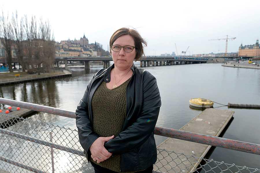 Anna Toss, 51, går lottlös ur arvsstriden.