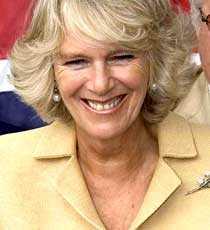 drottning? Nej tack! Camilla Parker Bowles firade sin 60-årsdag i går.