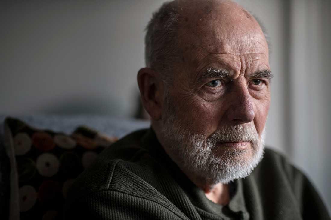 Författaren Sven Lindqvist.