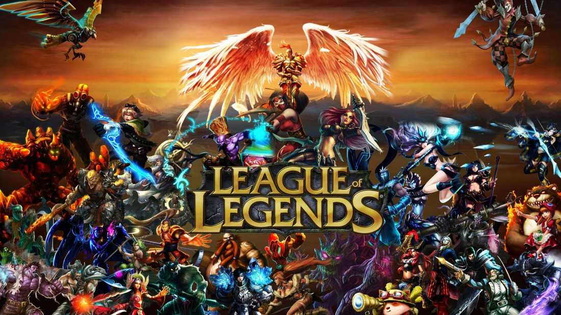 """League of legends""."