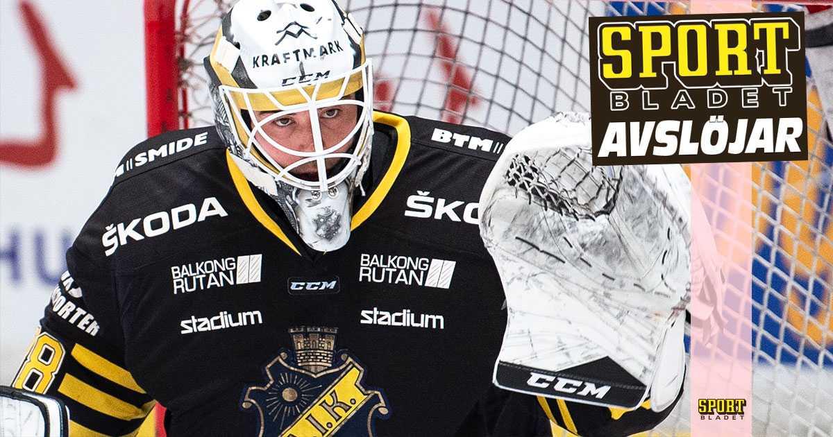 SHL-nykomlingen jagar AIK-målvakten