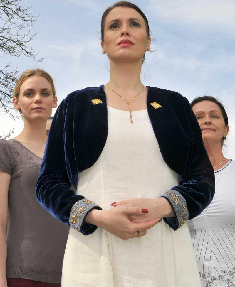"""I går visades första avsnittet av dramadokumentärserien """"Knutby – vägen hem"""" som går på TV4."""