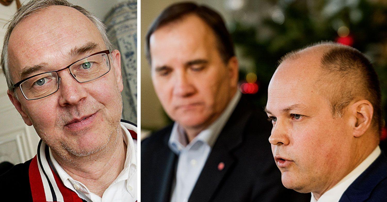 Stenhård kritik mot regeringens ändringar av grundlagarna