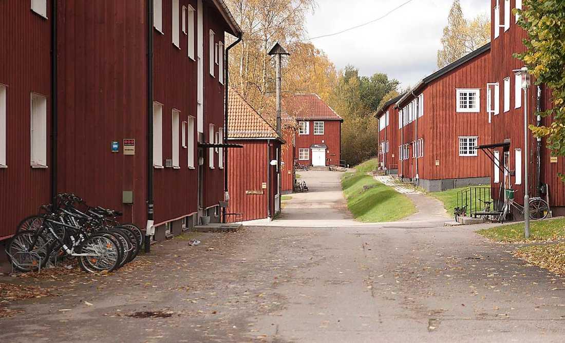 Brunnsviks folkhögskola ligger utanför Ludvika i Dalarna. Här bildades ABF för hundra år sedan.