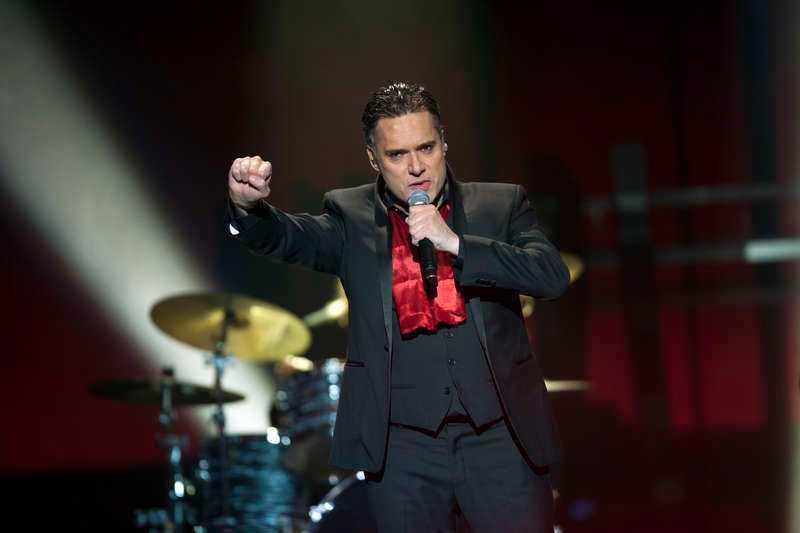Thorsten Flinck deltog i Melodifestivalen 2012