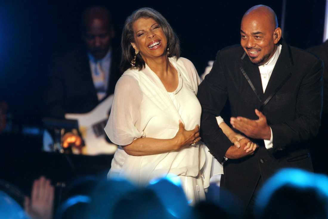 Patty Austin och James Ingram