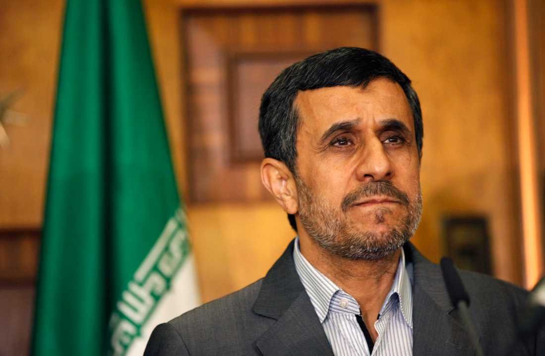 Mahmoud Ahmadinejad var Irans president mellan åren 2005 och 2013.