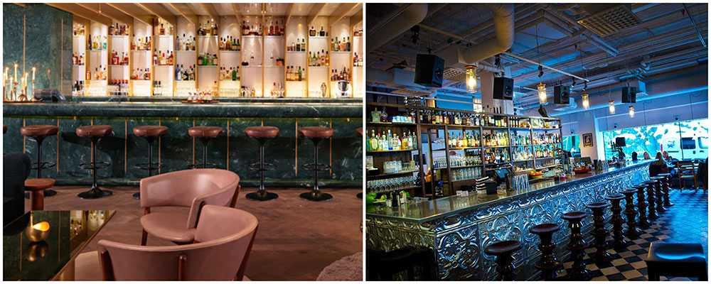 Dandelyan i London är världens bästa bar, men Linje 10 i Stockholm tar en hedrande 19:e plats.
