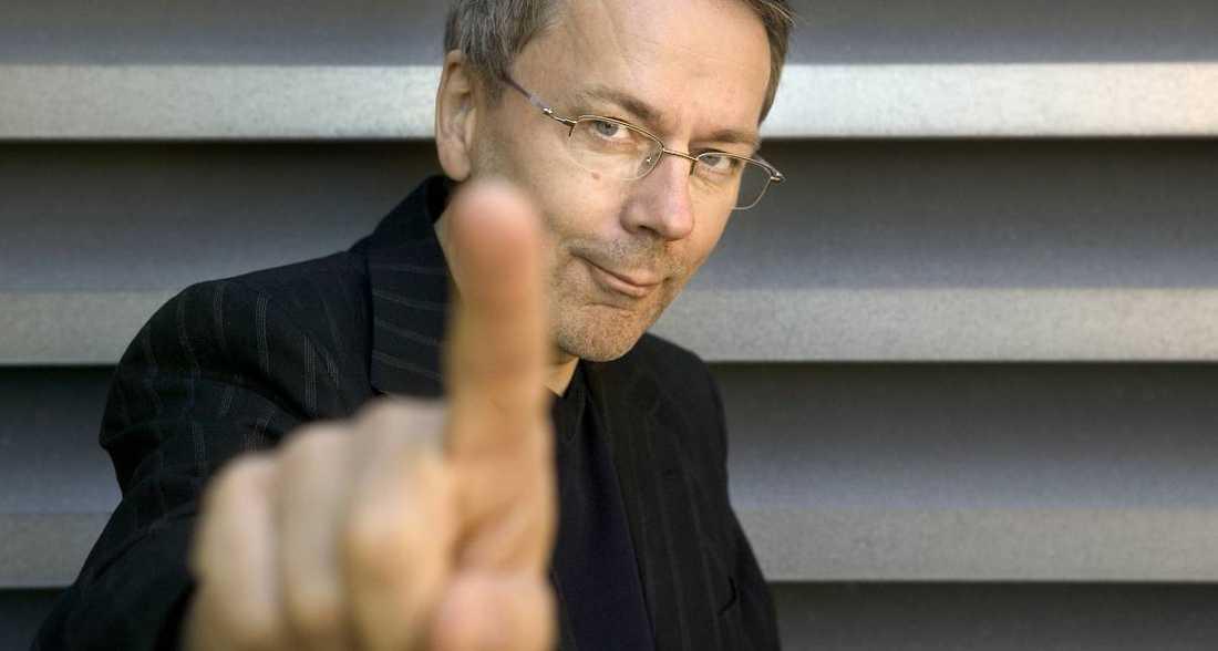 Kaj Kindvall ledde ensam programmet i 10 år …
