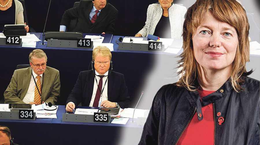 Det är dags att kavla upp ärmarna igen och stå upp mot det nya Adakutssongänget, skriver Vänsterpartiets EU-parlamentariker Malin Björk. Personerna som sitter runt Lars Adaktusson har inte med texten att göra.