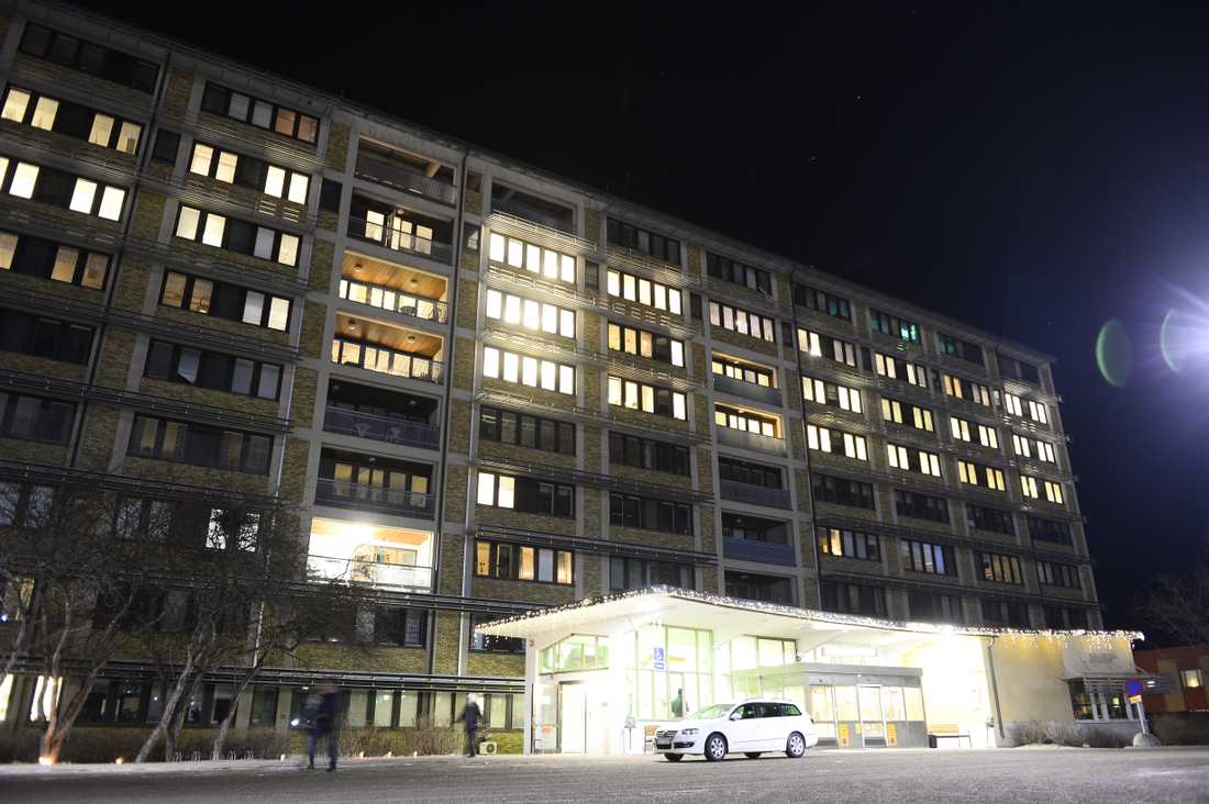 Sollefteå sjukhus.