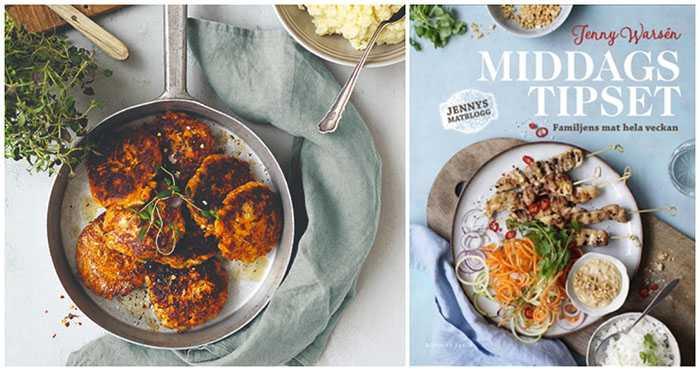 Matbloggaren Jenny Warsén tipsar om mat för hela familjen.