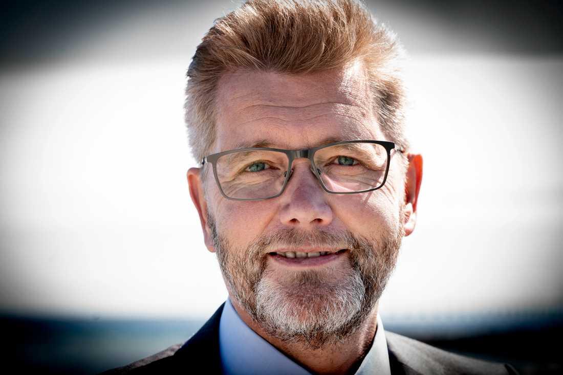 Köpenhamns överborgmästare Frank Jensen. Arkivbild.