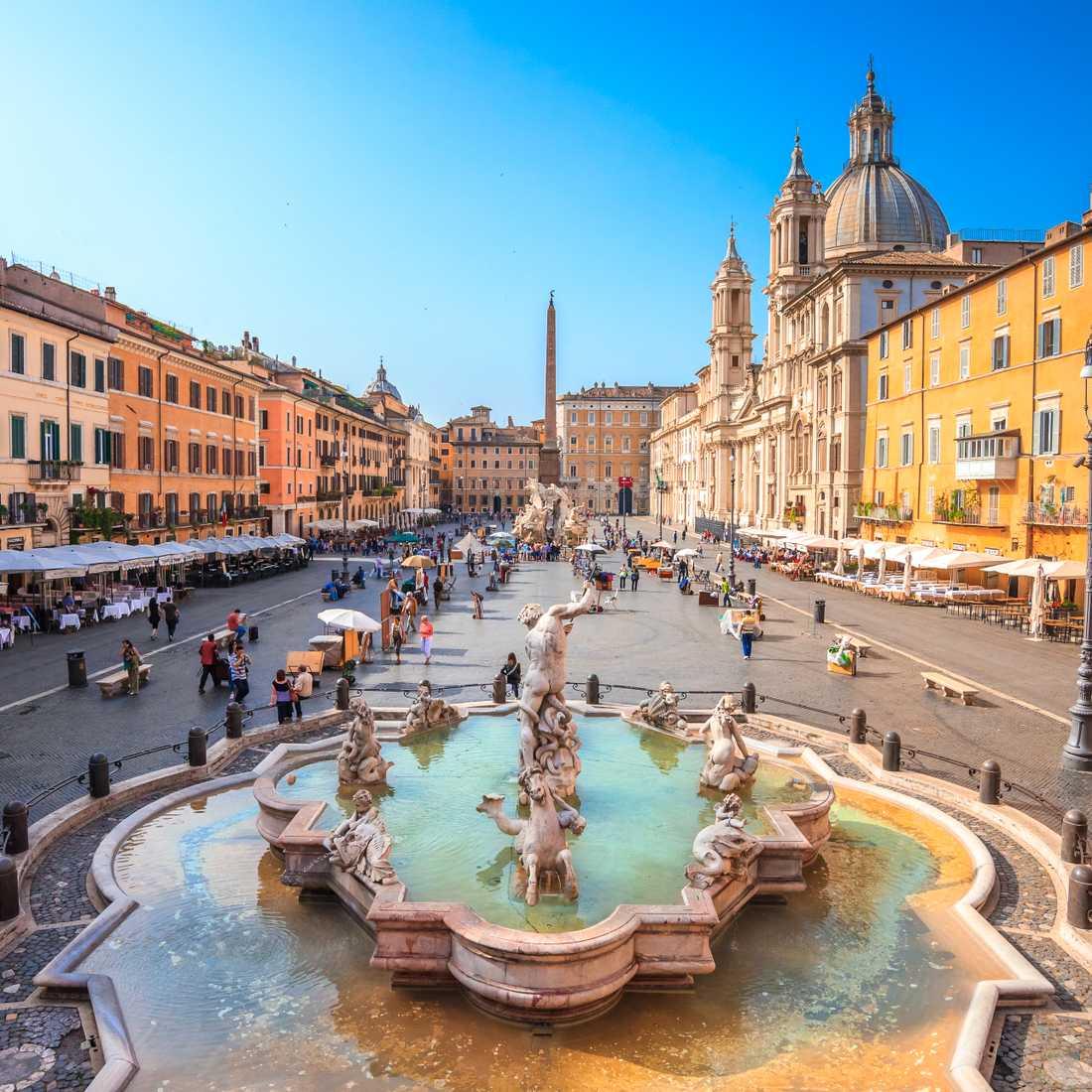 Är du ingen fjällfantast kan en resa till Rom vara precis rätt.