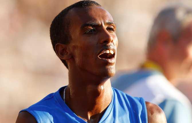 Mustafa Mohamed slutade åtta på Stadion, och berättade efteråt att han sannolikt slutar med 3000 m hinder för att i stället satsa på maraton.