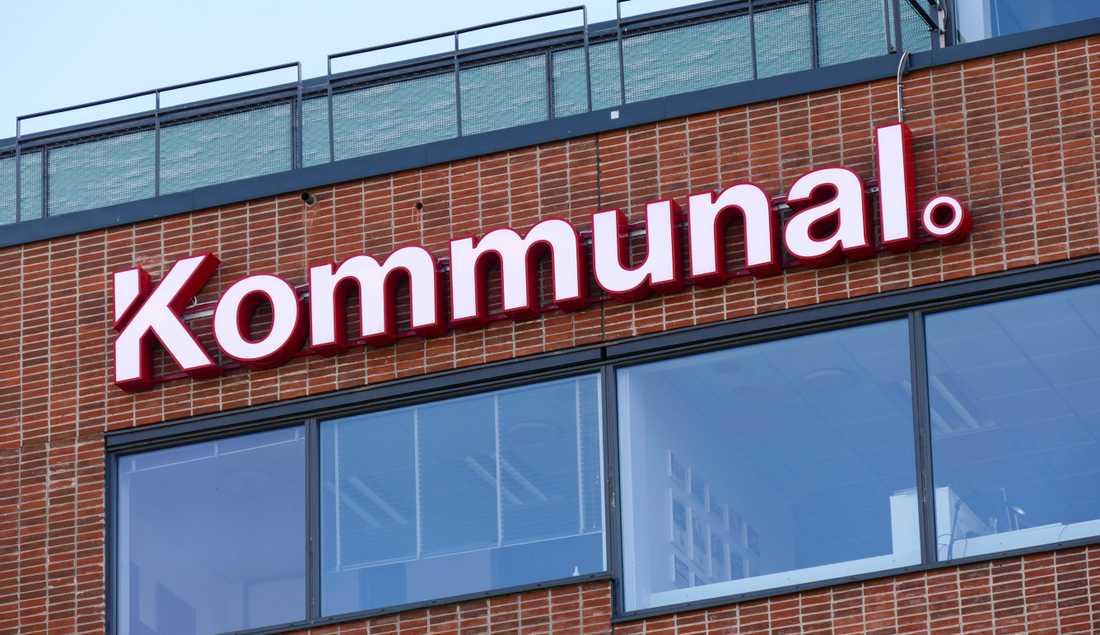 Kommunal stryper sitt ekonomiska stöd till Socialdemokraterna. Arkivbild.
