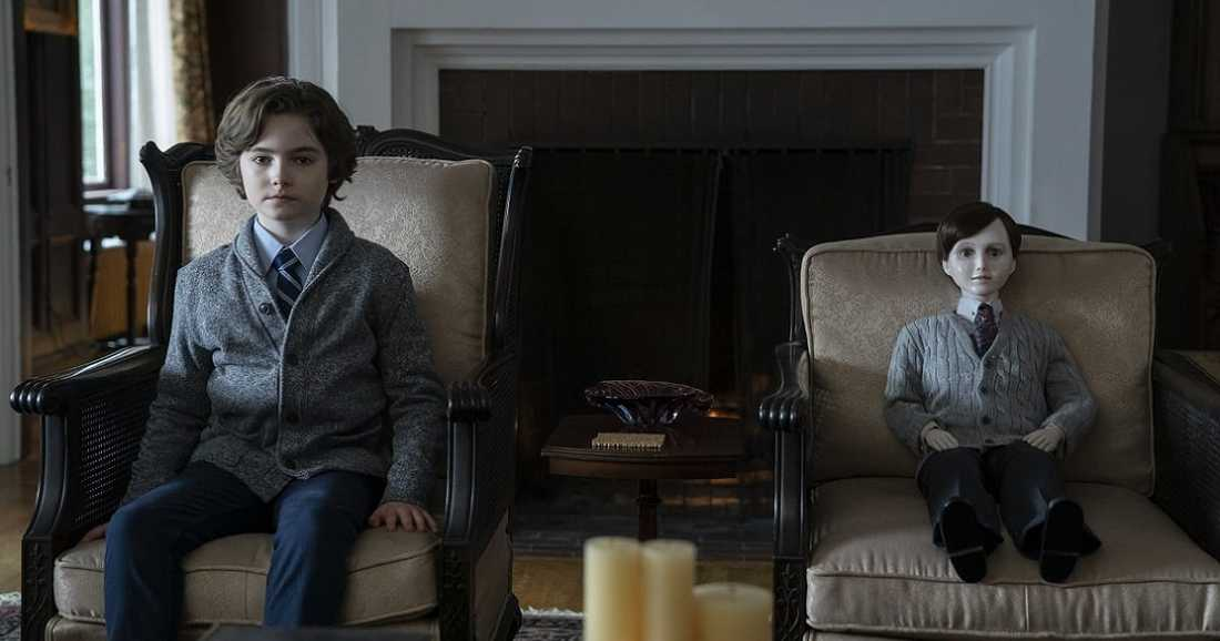 """Christopher Convery i """"Brahms: The boy II""""."""