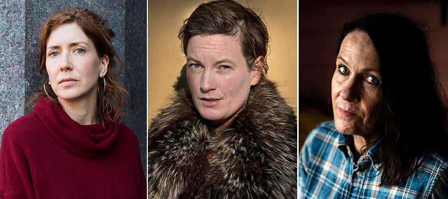Amanda Svensson, Agnes Lidbeck och Vigdis Hjort har alla skrivit om syskonrelationer.