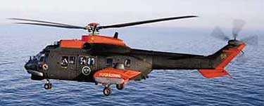 Arkivbild på  Helikopter 10 , Superpuma.