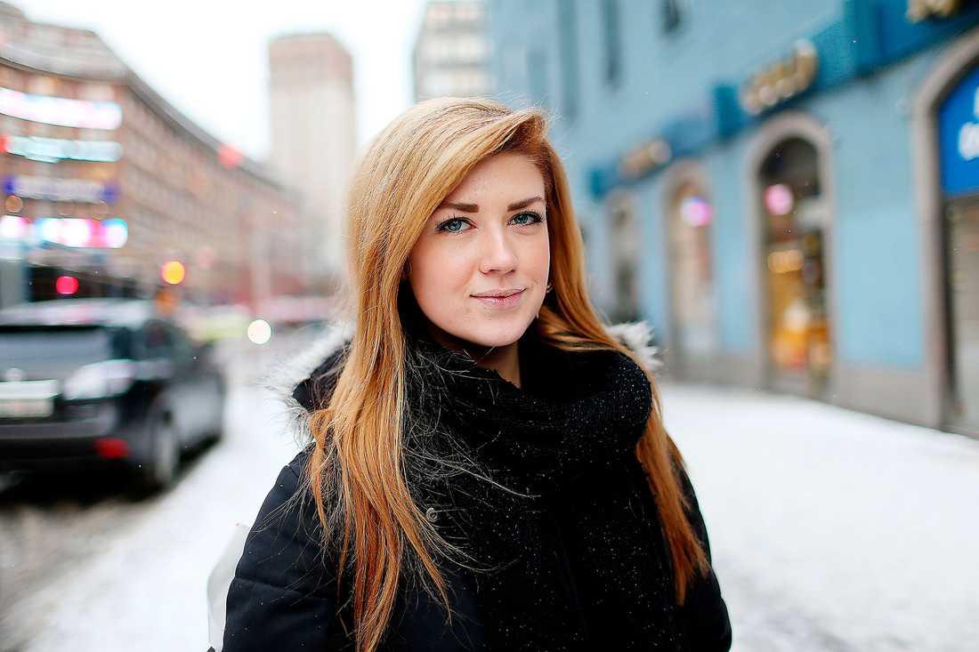 Elinne Rapp Stiberg.