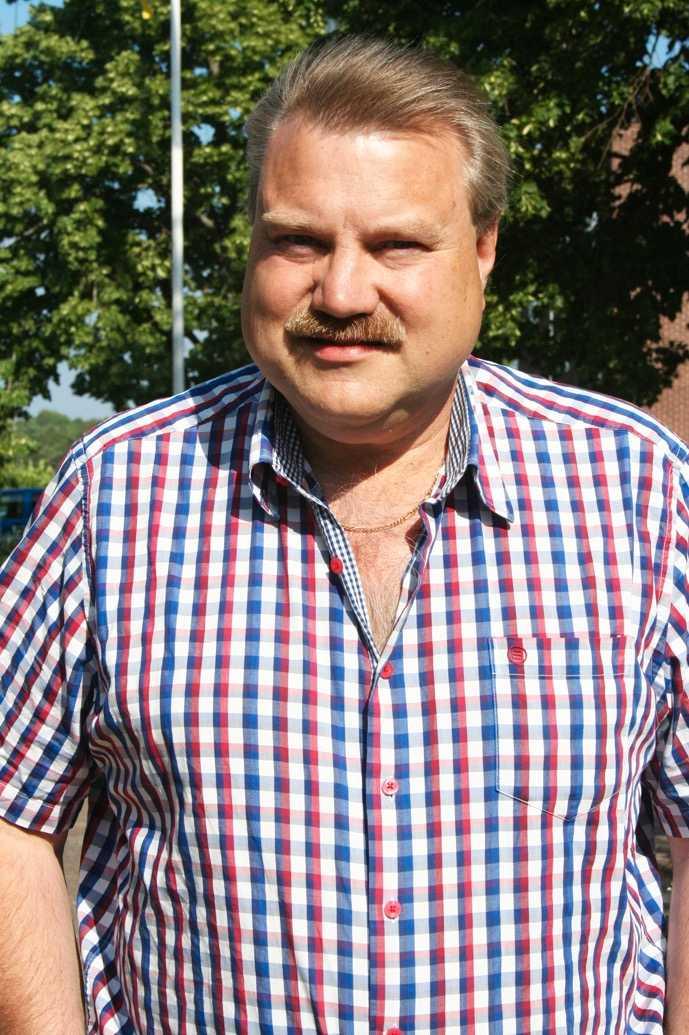 Niclas Bengtsson, kommunpolitiker för SD i Örkelljunga.