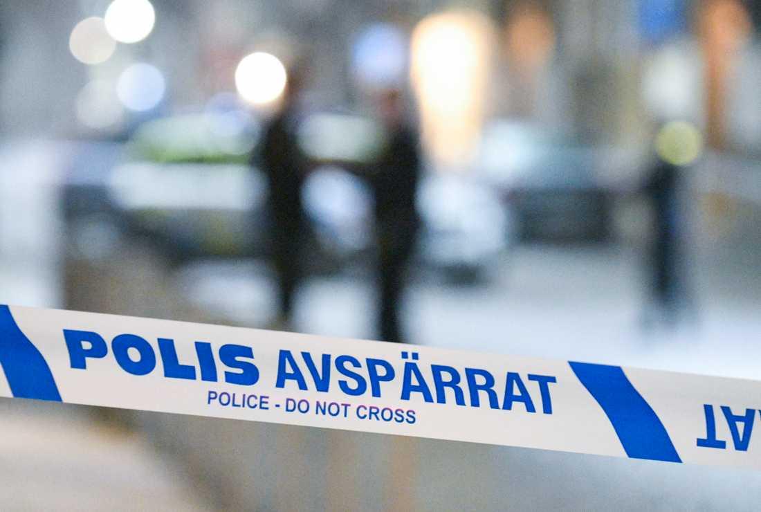 Ett man har gripits som misstänkt för att ha mördat en kvinna i Alingsås. Arkivbild.