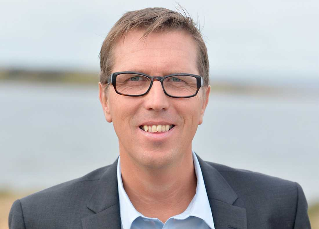Marcus Strömberg, vd för AcadeMedia.