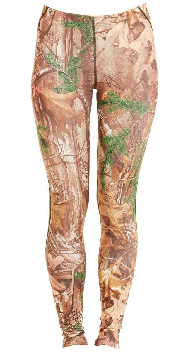 Om du vill springa ifred i skogen är dessa jakttights perfekta. Mönstret gör att du blir ett med naturen. 628 kronor, Under armour.