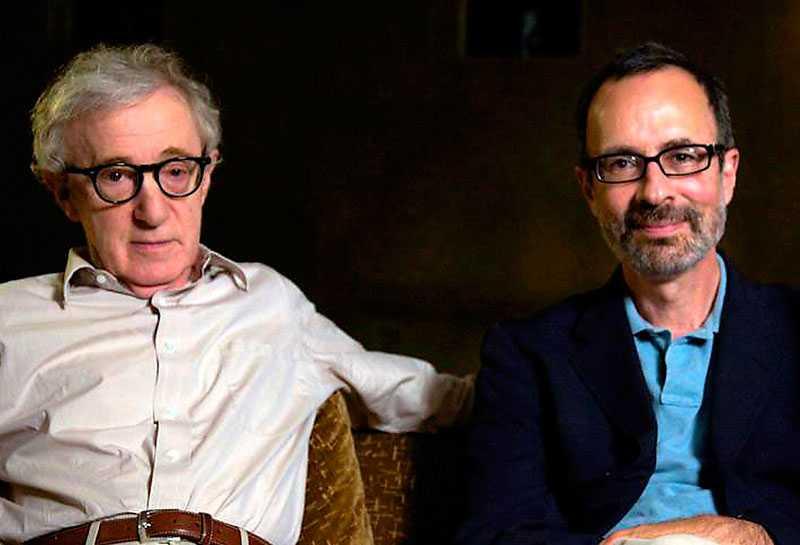 Såg inte poängen  Woody Allen tyckte inte att han var intressant nog för Robert Weide att göra en dokumentär om honom.