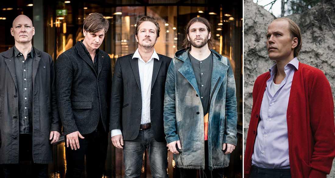 """Tonbruket och Christian Kjellvander hittar varandra på första gemensamma albumet """"Doom country""""."""