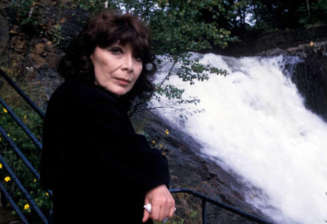 Den franska sångerskan och skådespelaren Juliette Gréco har dött vid 93 års ålder. Arkivbild.