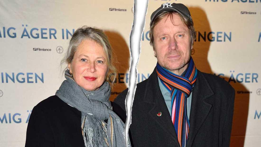 Helena von Zweigbergk och Bengt Ohlsson.