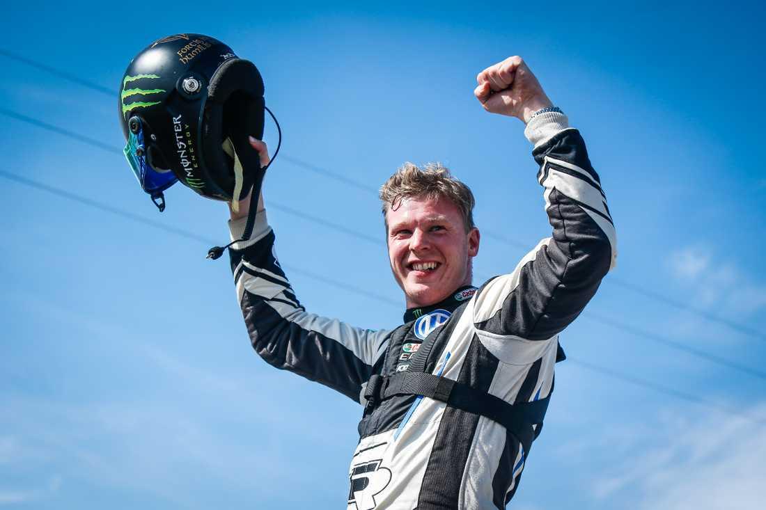 Johan Kristoffersson dominerar VM i rallycross 2018