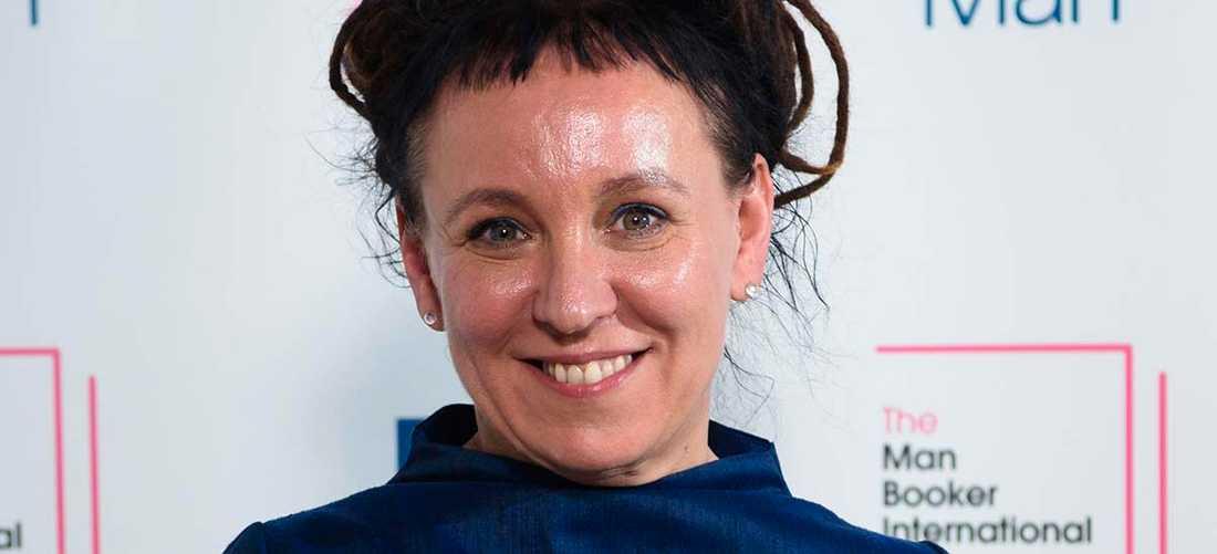 Olga Tokarczuk, 2018 års Nobelpristagare i litteratur.