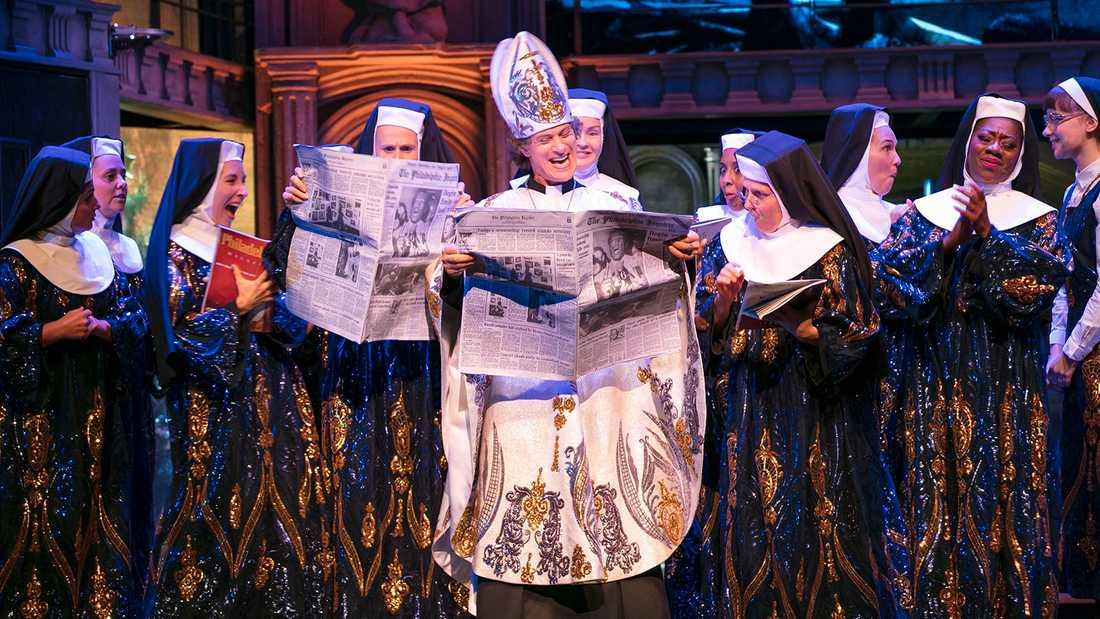 """""""En värsting till syster"""" på Chinateatern i Stockholm."""